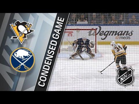 12/01/17 Condensed Game: Penguins @ Sabres