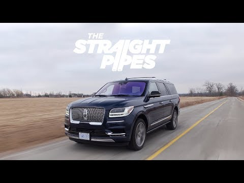 2018 Lincoln Navigator Review - Luxurious Land Yacht