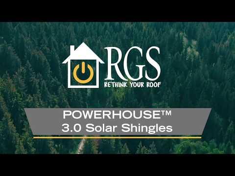 3.0 Solar Shingles Boast Better Efficiency