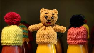 innocent Big Knit – an interview with Steve the Bear