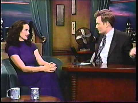 Late Night with Conan O'Brien 19 July 1996
