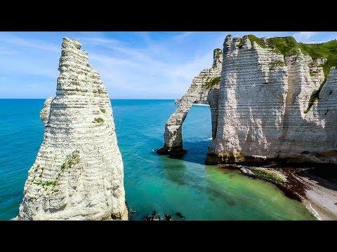 From Saint-Malo to Etretat - GoPro Karma drone