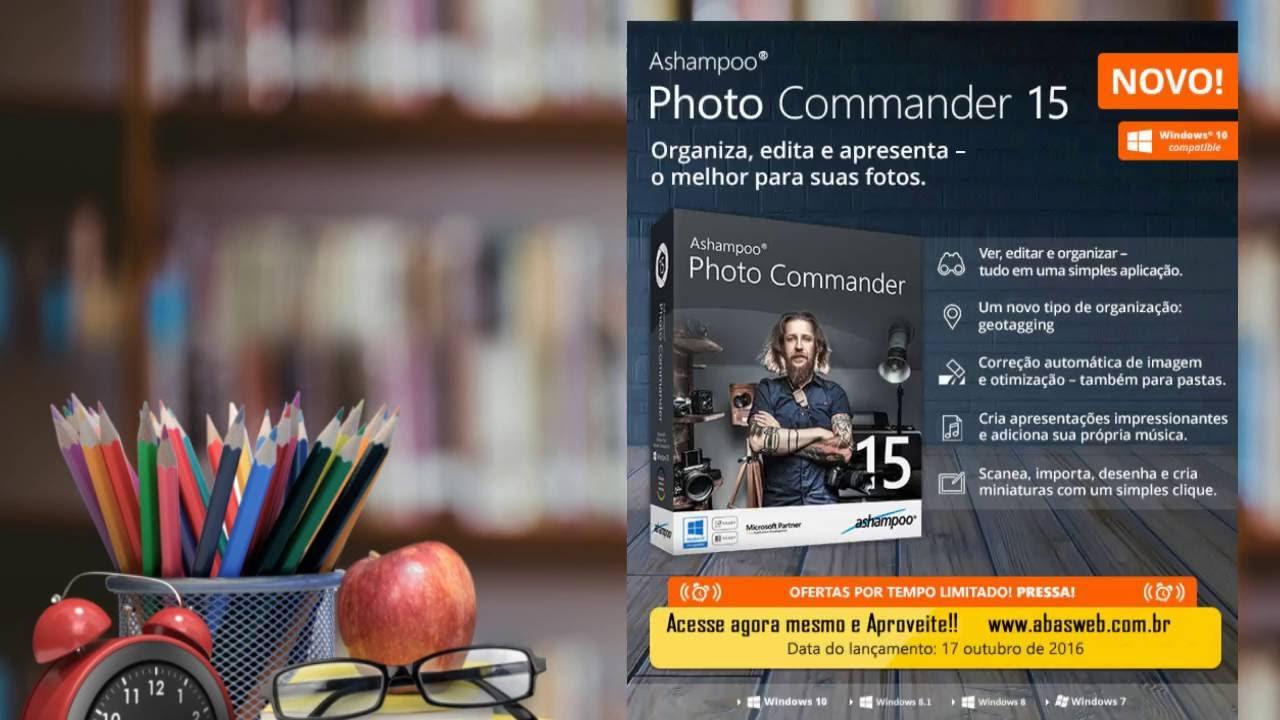 ashampoo photo commander 15 review