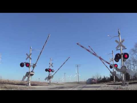 Railroad Crossings of the UP Joliet Sub
