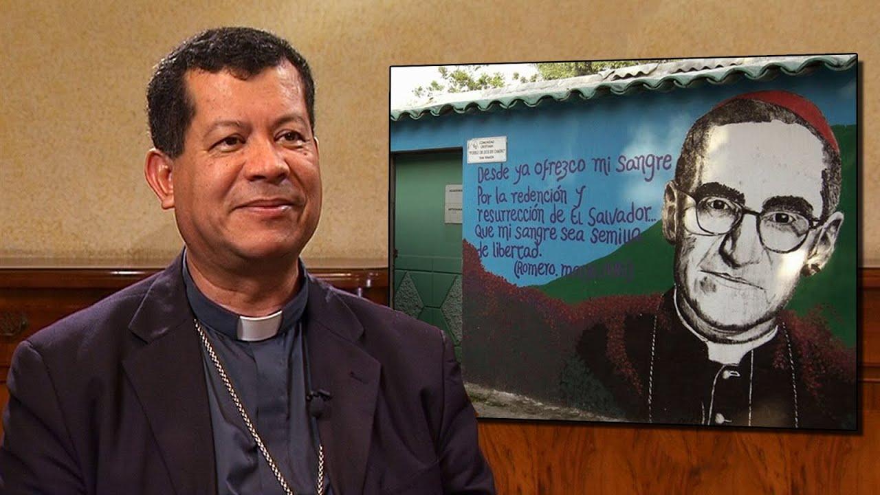 Mons. José Elias Rauda Gutierrez, Obispo de San Vicente, El Salvador
