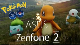 Pokemon Go for asus zenfone 2
