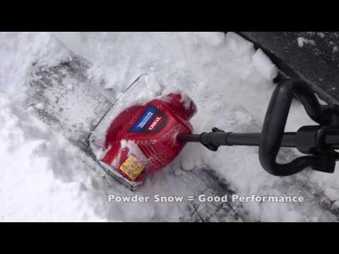 Toro Power Shovel Show Thrower Review
