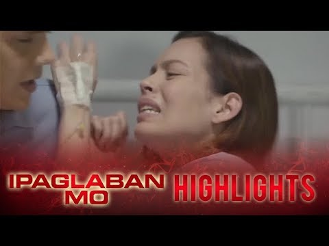 Ipaglaban Mo: Pam cries in agony upon learning her baby is aborted