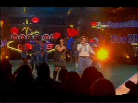 Islands In the Stream Live on Let's Dance for Comic Relief