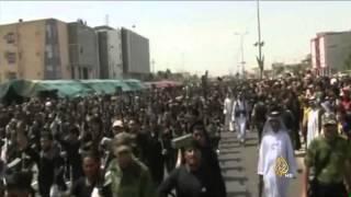 حيدر العبادي: الحشد الشعبي جزء من منظومة أمنية
