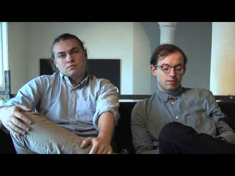 Bombay Bicycle Club interview - Jack and Ed (part 1)