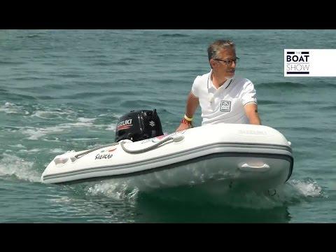 [ITA] SUZUKI SENZA FRONTIERE 2016 - SUZUKINO SXR 220 - SUZUKI 6HP - The Boat Show