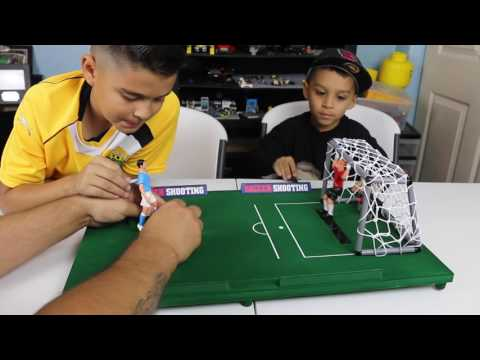 Desktop Soccer Game! Penalty Kick Challenge!