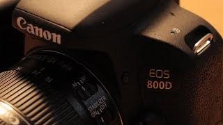 유튜브 카메라로 캐논 800D 를 선택했던 이유