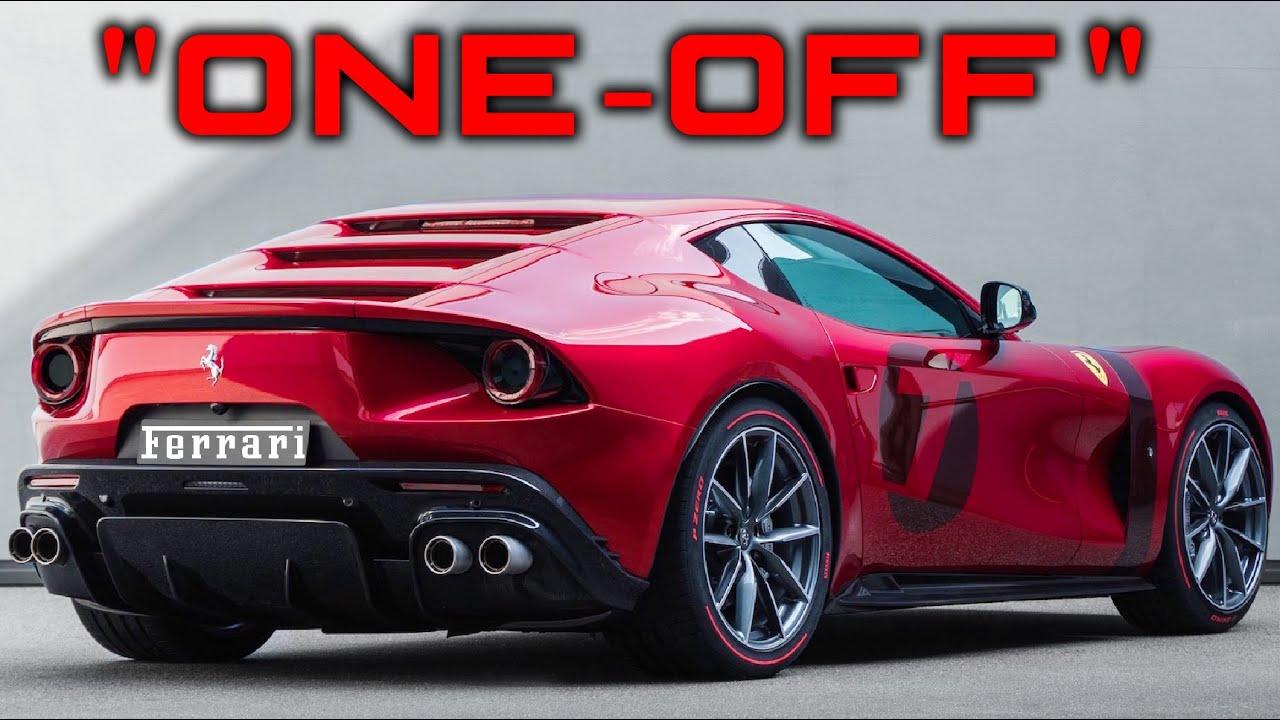 8 One Off Ferrari Cars In The World 2021 Rarest Ferrari Youtube