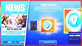 *NEW* FREE REWARDS In FORTNITE! (FREE SECRET LAST 14 DAYS OF FORTNITE REWARDS & Twitch PRIME PACK 3)