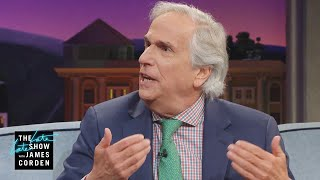 Henry Winkler Has Received Over 1M Pieces of Fan Mail