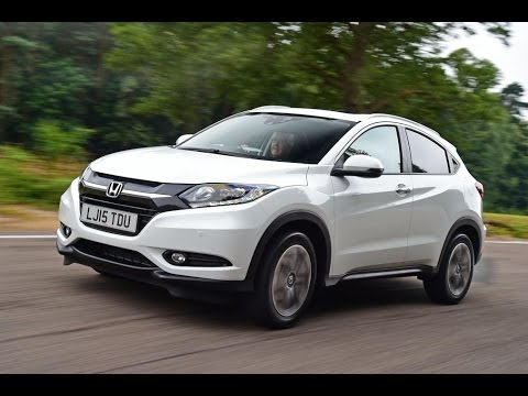2015 Honda HR-V CVT Automatic Review Rendered Price Specs Release Date