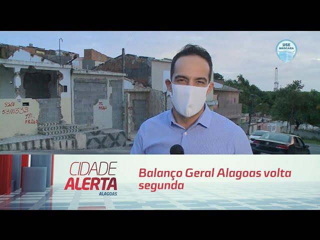 Balanço Geral Alagoas volta segunda com reportagem especial