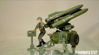 1982 G.I. Joe MMS and Hawk review