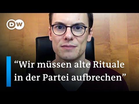 CDU MdB Kai Whittaker über seine Unterstützung für Norbert Röttgen | DW Nachrichten
