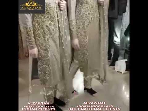 b716b4ed33 Alzawiah Designer Latest And Beautiful Wedding And Party Wear Dresses -  PakVim.net HD Vdieos Portal