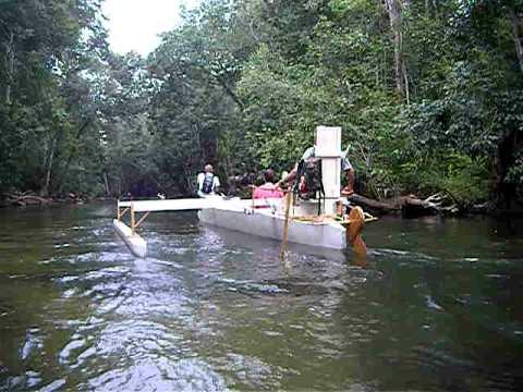Ocklawaha River Pedal Boat Avi Youtube