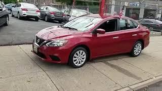 2017 Nissan Sentra SV Jackson Heights, Bronx, Brooklyn, Manhattan, Queens