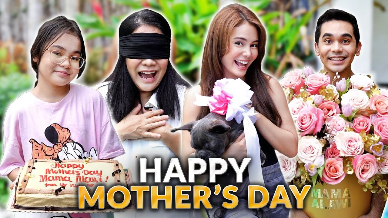 HAPPY MOTHERS DAY SURPRISE! | IVANA ALAWI