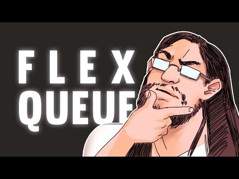 Imaqtpie - FLEX QUEUE WITH DELTAFOX?