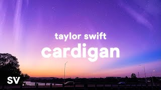 Download lagu Taylor Swift - cardigan (Lyrics)