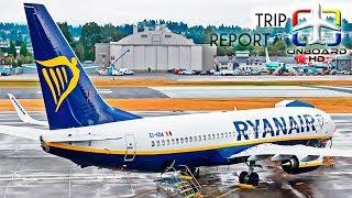 TRIP REPORT   Ryanair   B737 Sky Interior   +4.000km: Tenerife - Warsaw