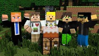 Minecraft: Family Survival - Herşeye Sıfırdan Başlamak! - Bölüm 1