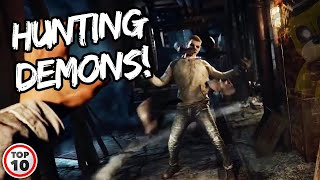 Top 10 Scary Ideas That Need To be In Video Games