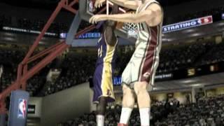 NBA LIVE 07 PC - Gameplay Tutorial