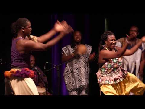 Africa Night 2017 ~  Dancing