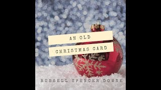 The Memory Of An Old Christmas Card Jim Reeves Guitar And