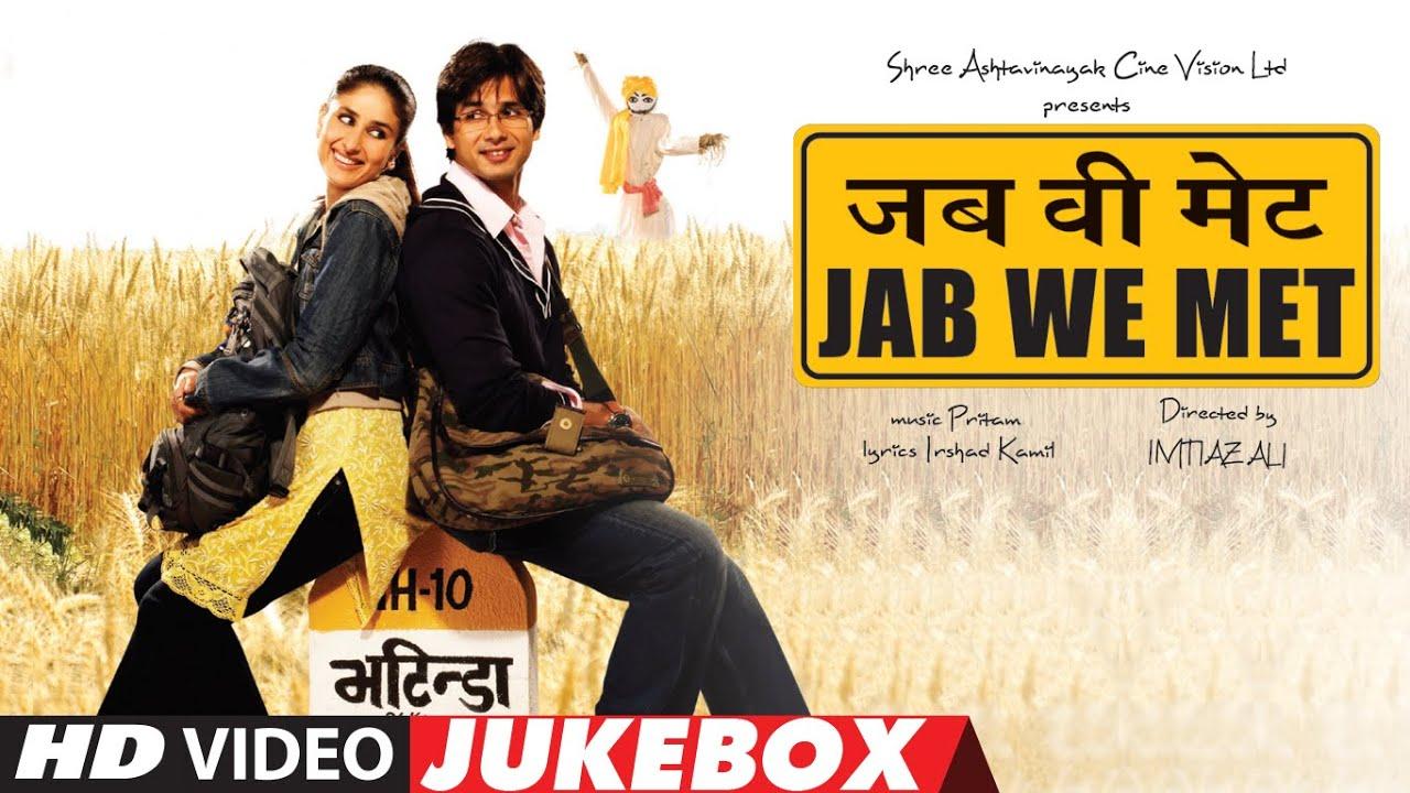 'JAB WE MET' - Video Jukebox   Kareena Kapoor, Shahid Kapoor   Full Video Songs   T-Series