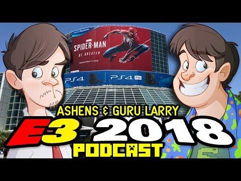 Ashens & Guru Larry E3 2018 Recap (Podcast) thumbnail