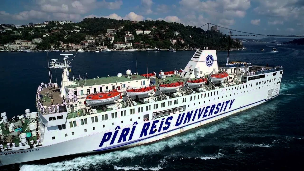 Piri Reis Universitesi Announcements