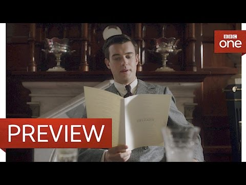 Pennyfeather's last supper  Decline and Fall: Episode 3 P  BBC One