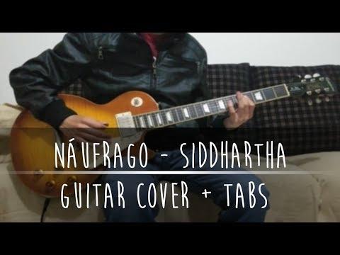 Náufrago – Siddhartha Cover