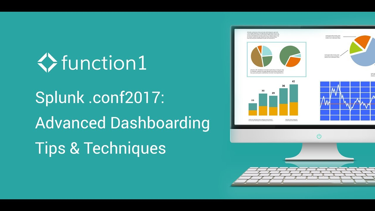 Advanced Splunk Dashboarding Tips & Techniques