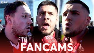 Fan Cam Free For All! Man Utd 0-2 Cardiff