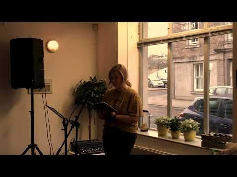 The 'Yellow' Collection | My First Poetry Reading