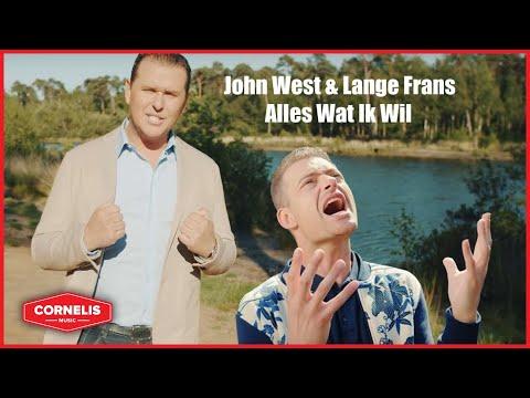 John West en Lange Frans - Alles Wat Ik Wil (officiële video)