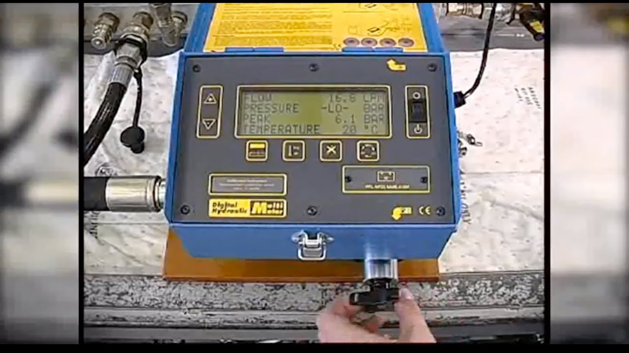 How To Carry Out An In Line Pump Test Using A Webtec