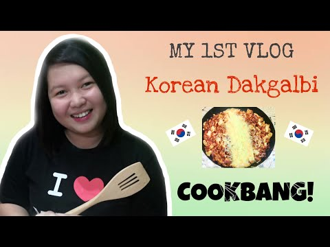KOREAN DAKGALBI | COOKBANG! | Lianne Banquicio
