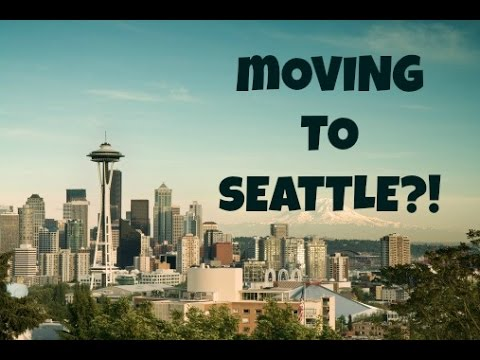 PROS AND CONS OF MOVING TO SEATTLE