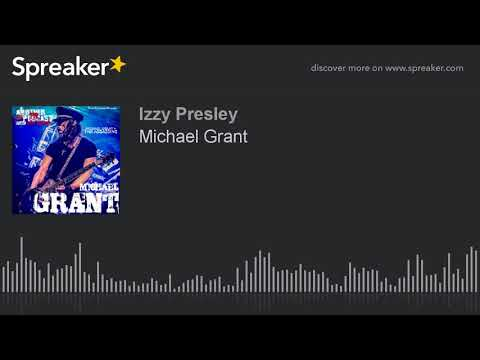 Michael Grant Discusses His Firing From LA Guns With Izzy Presley